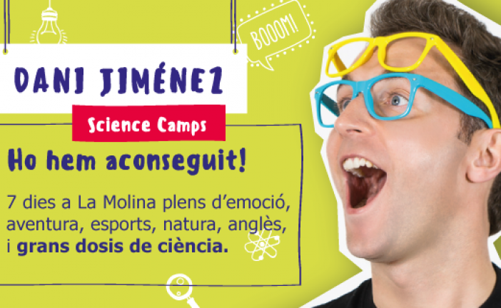 Dani Jiménez Science Camps